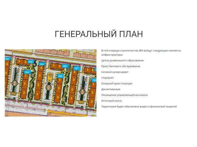 Продаю (бартер, взаимозачет) нежилые помещения в ЖК «Восточная Европа». - 3/4